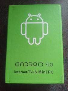 Android 4.0 Mini PC HDMI