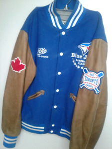 Blue Jays 40th anniversary jacket by roots