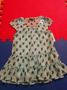 BRAND NEW : GIRL CLOTHES (SIZE:4T) DRESSES & PAJAMA, TEE & MORE