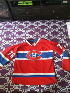 Montreal Canadiens Jersey.