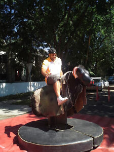 Company party fun! - Mechanical Bull and party rentals Strathcona County Edmonton Area image 8