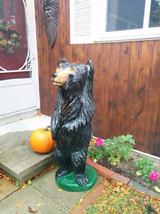 Chainsaw Carved Black Bear Gatineau Ottawa / Gatineau Area image 2