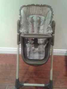 *Graco Meal Time Highchair* Cambridge Kitchener Area image 3