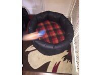 Dog bed tuffi tuffy size meduim