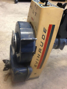 Early 70's Evinrude 1.5 HP motor