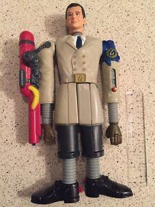 Inspector Gadget Disney Action Figure Doll based 1999