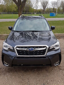 2017 Subaru Forester 2.0XT with Tech Package
