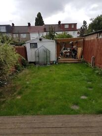 New one bed flat with sole use of garden (all bills included)