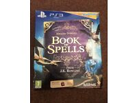 PlayStation 3 Book of Spells & Game