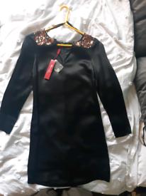 Monsoon cocktail dress BNWT size 8