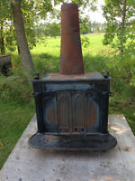 Wood Stove/ Outdoor Fireplace