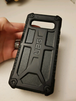 UAG Monarch Protective Case Samsung S10 Black Brand New