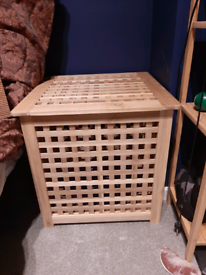 *sold pending collection* IKEA storage/ coffee table