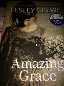 Lesley Crewe novel
