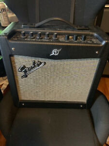 Fender mustang 1 amp