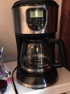 Black and decker coffee pot