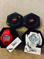 Selling 2 authentic Casio G-Shock watches