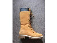 Timberland boots, size 6