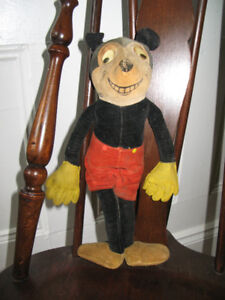 1929 Mickey Mouse Doll