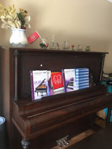 free piano for quick sale