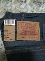 NEW with tags - Levis girls Jeans (25x31 / 24 x 31) City of Toronto Toronto (GTA) Preview