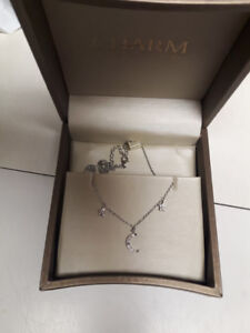 Beautiful Moon & Stars necklace for sale - Brand new!