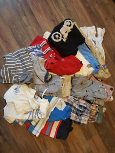2T Gently Used Brand Name Boys Clothes