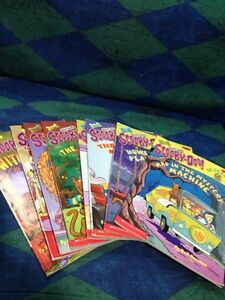 Scooby Doo early readers lot 1 Peterborough Peterborough Area image 1