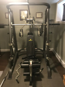 Apex Smith Machine
