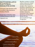 Yoga for Healing Private Sessions