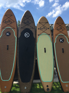 End of Season Demo/Light Use Stand Up Paddle Boards For Sale
