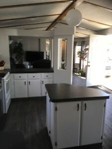 Large  new two bedroom mobile home