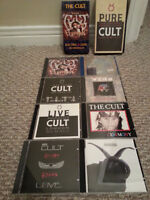 THE CULT -ULTIMATE COLLECTION 9 CD + 2 VIDEO -RARE