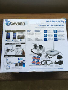 Swan wi-fi home or business security monitoring system Brand new