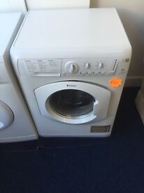 ***Hotpoint Aquarius 6kg 1400spin washing machine***Free Delivery*Fitting*Removal