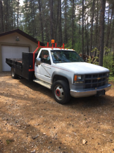 1994 Chevrolet 3500 CK Flatbed Dually