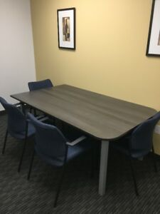 Harkell Office Furniture Conference Table For Sale