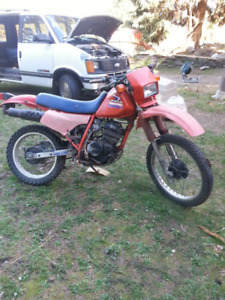 1984 honda xr 250 for sale