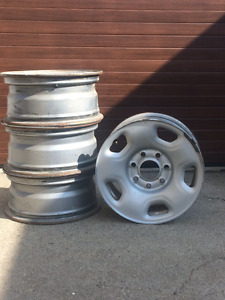 18 inch / 7 bolt pattern For 2004 F-150