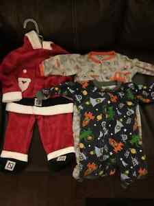 Size 9 months baby clothes