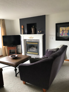 Snow Birds - House for rent in Qualicum Beach BC, Vancouver Is.