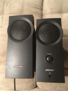 Bose Computer Speakers