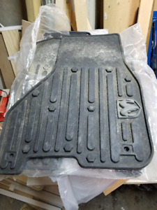 Winter floor mats for Ram 1500 (OEM)