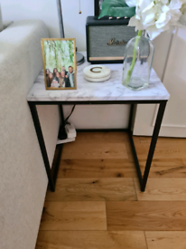 Side tables x2