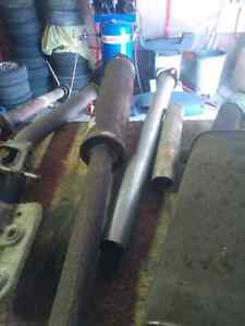 Exhaust v70 xc90 s60 2001 a 2009