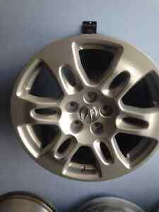 Tirehaus Hamilton: OEM Acura MDX rims 18 inch *Fully Refinished*