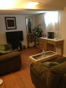 Basement Suite Fully Furnished - LU Students Only