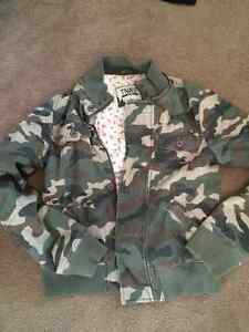 TNA Camo Thick Jacket London Ontario image 1