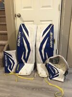 Bauer Supreme TotalONE's + other equipment $1000obo