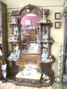 Anitque, Vintage Furniture - Buffets, Chairs, Book Shelves...
